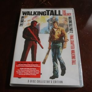 Other - Walking Tall Trilogy DVD Sealed